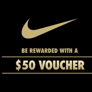 Nike Sydney VIP Rewards Program