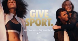 Nike Give Sport. Nike Sydney Gift Cards