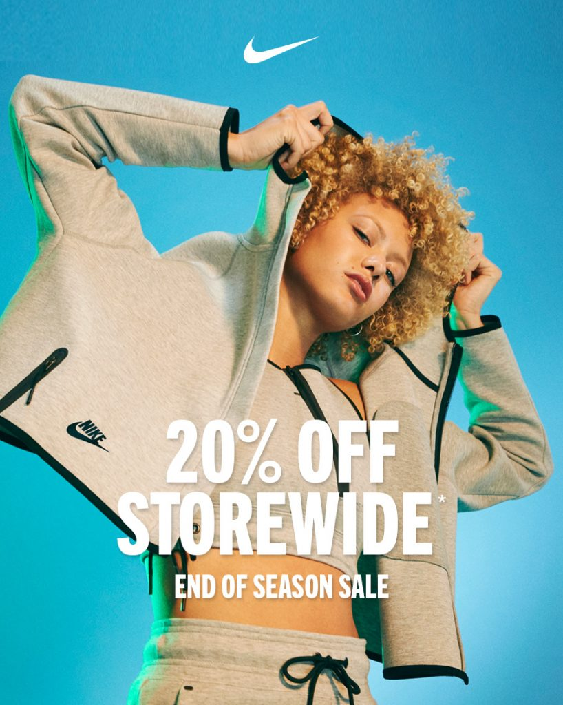 End of Season Sale - 20% Off Storewide*